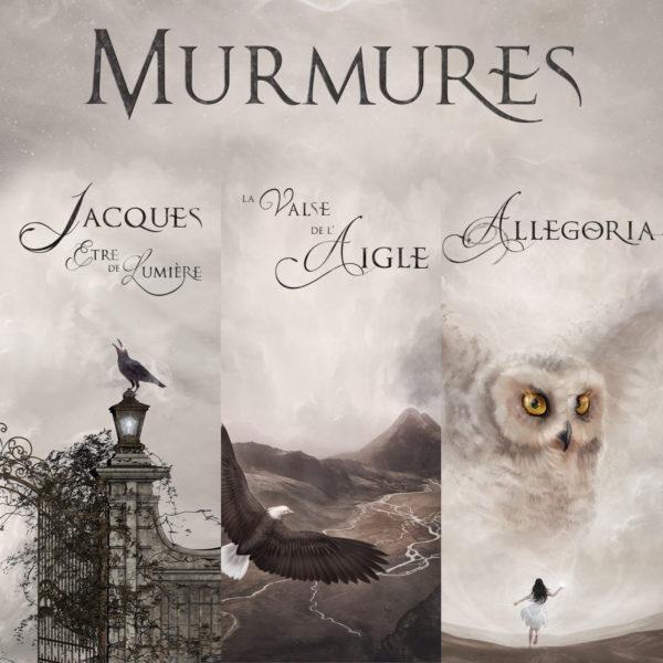 Murmures - Trilogie - Katy Danjou